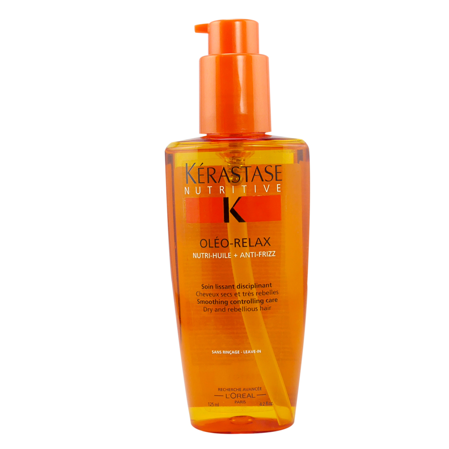 Special promotions kerastase nutritive bain oleo relax for Kerastase bain miroir shine revealing shampoo